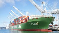 Merger with COSCO Would Mean Container Shipping Exit for CSCL