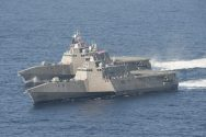 U.S. Navy's LCS Struggles to Fend Off Swarm Attacks, Tests Show