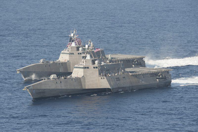 littoral combat ships