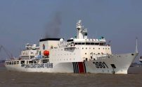 China Coast Guard's New Mega-Cutter Nicknamed 'The Beast' to Patrol South China Sea