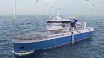 Bibby Marine Orders Purpose-Built Wind Farm Service Vessel