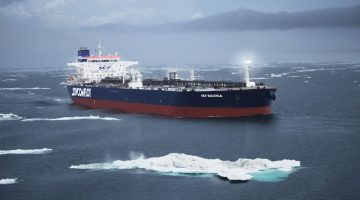 Russian Shipping Company Sovcomflot Puts Large Stake Up for Sale