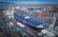 CMA CGM to Deploy Six Megaships to U.S. West Coast