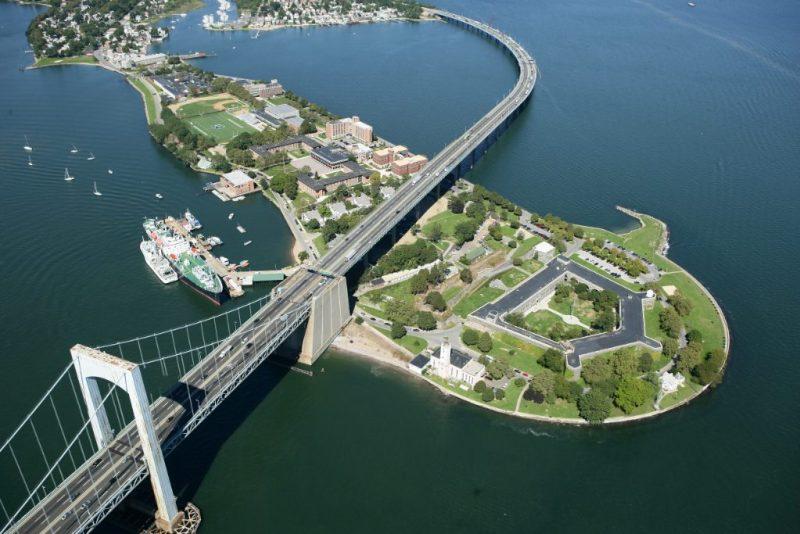 Fort-Schuyler-Maritime-Academy-Campus