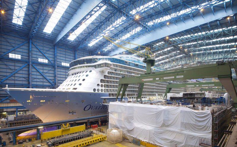 Photo credit: Meyer Werft