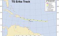 TS Erika Track