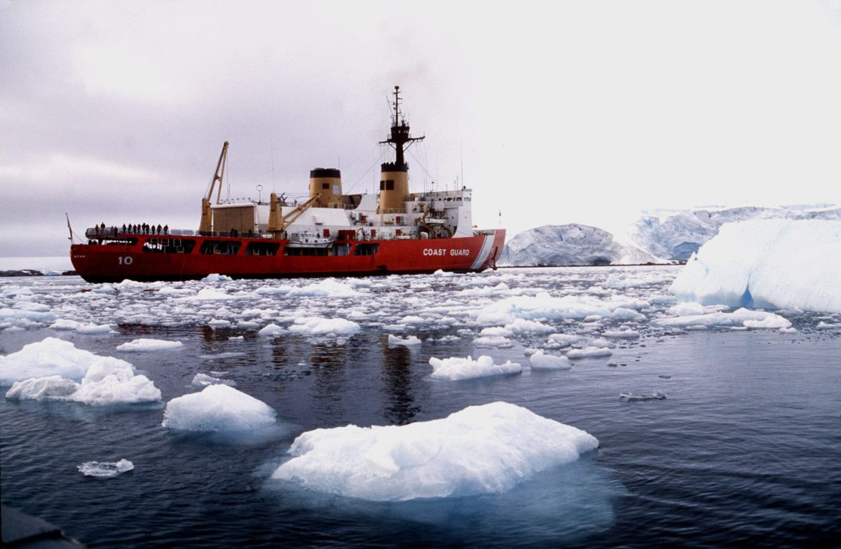 Uscg Releases Polar Code Guidance Gcaptain