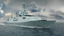 BAE Systems Lands Contract to Continue Type 26 Combat Ship Work for UK Government