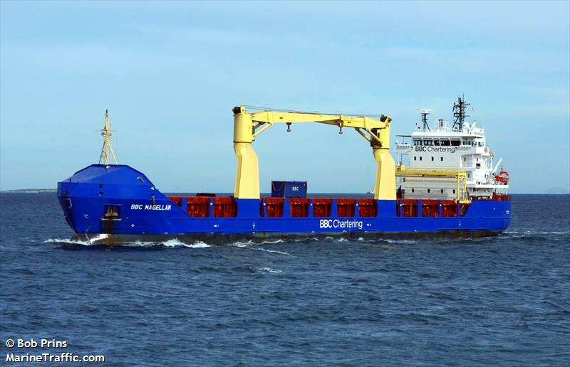 Photo credit: MarineTraffic.com/