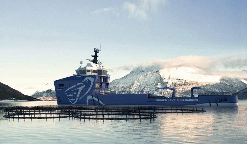 Photo: Damen Live Fish Carrier 2000
