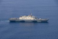 Damaged Littoral Combat Ship USS Fort Worth to Return to San Diego Under Own Power