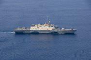 Damaged Littoral Combat Ship USS Fort Worth to Return to San Diego Under Own Power
