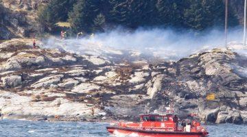 13 Presumed Dead in Norway's Worst Offshore Helicopter Crash