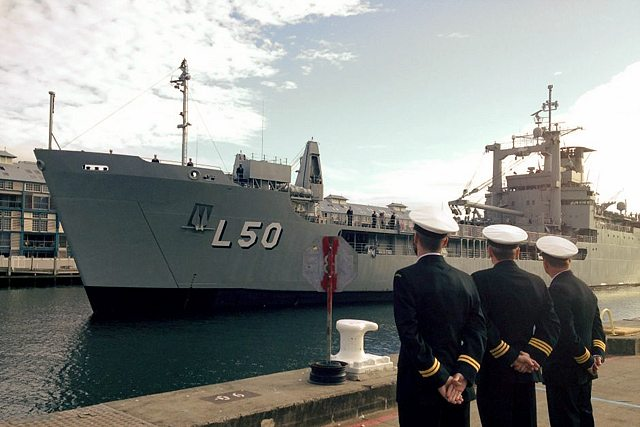 HMAS Tobruk