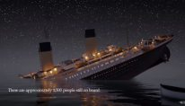 Got 3 Hours? Watch This Recreation of the Titanic Sinking in Real Time