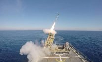Israel to Use New Sea-Borne Missile Defense to Guard Offshore Gas Fields