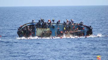 A Record Number of Migrants Have Died Trying to Cross Mediterranean in 2016: IOM