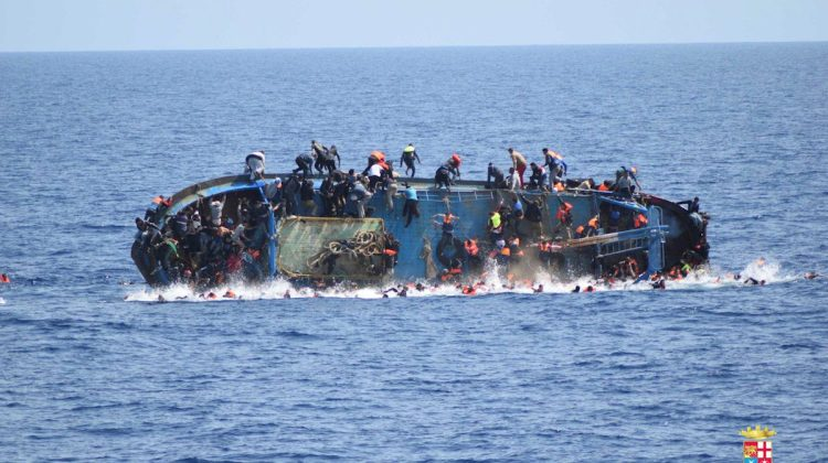 A Record Number of Migrants Have Dieed Trying to Cross Mediterranean in 2016: IOM