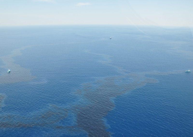 shell oil spill response
