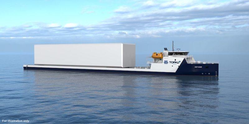 VARD 9 21 - Module Carrier Vessel