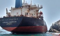 Pollutants Removed From Grounded Bulk Carrier in Mexico