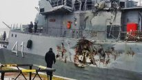 Argentine Navy Ship Damaged in Collision With Tanker