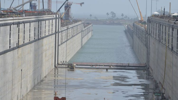 Video: Panama Canal Expansion Construction in 2 Minute Time-Lapse