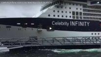 WATCH: Celebrity Infinity Slams Into Pier in Ketchikan, Alaska