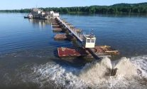 USACE Dredge Potter