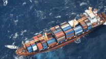 Cargo Ship Rescues Sailors Off New Zealand After Two Crew Die in Rigging Accident