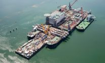How Shell Will Decommission the Brent Field – With Help from Pioneering Spirit