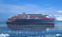 Rolls-Royce to Design New Polar Cruise Ships for Hurtigruten
