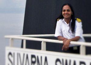 Captain Radhika Menon