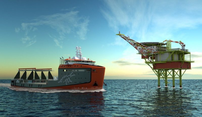 Damen Decommissioning Series. Image: Damen Shipyards Group