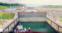 First Transit Through Expanded Panama Canal – Time-Lapse Video