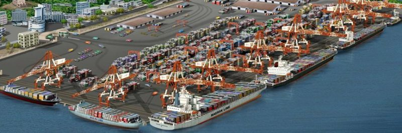 port of Enayam India Container Hub