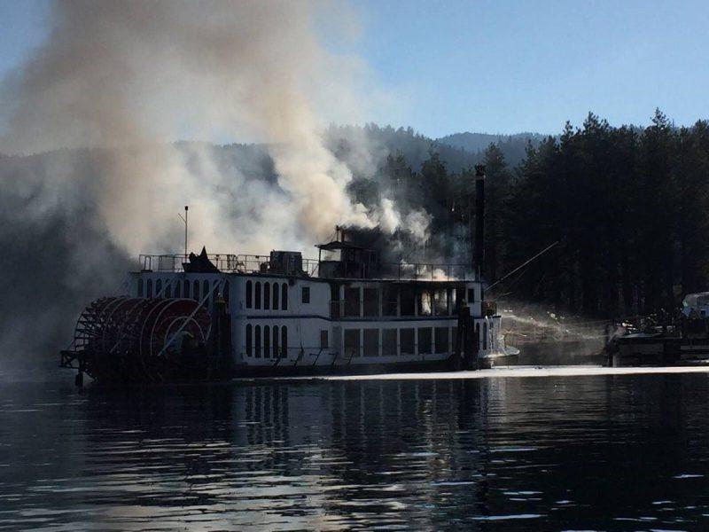 Photo: Tahoe Douglas Fire Dept.