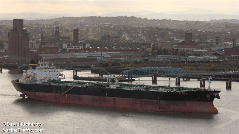 Oil Tanker SN_OLIVIA