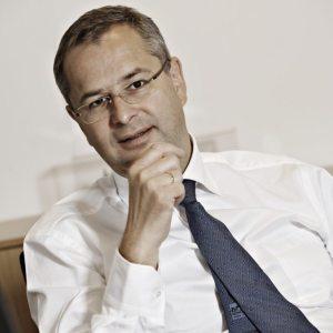 Maersk CEO Soren Skou