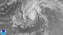 Tropical Storm Fiona Builds Strength In Atlantic