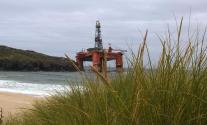 Salvage Team Boards Stricken Drilling Rig in Scotland – UPDATE