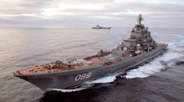SPOTD: The World's Largest & Heaviest Active Duty Warship