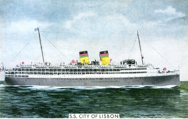 ss city of lisbon