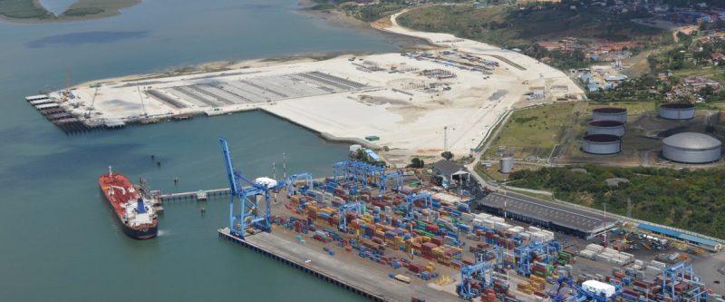 Kenya Container Terminal Mombasa