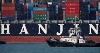 South Korean Court Considering Sale of Hanjin Shipping