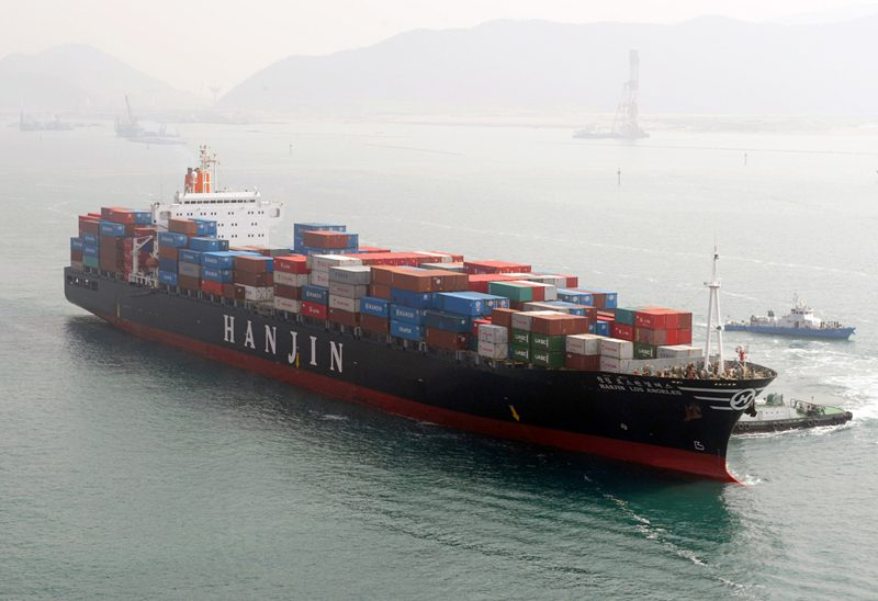 hanjin long beach