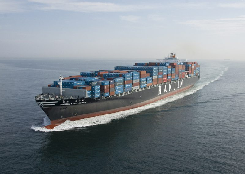 Joint effort to bail out Korea's debt-laden shipper Hanjin