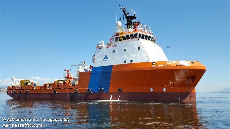 MV Astro Tamoio. Photo: MarineTraffic.com/