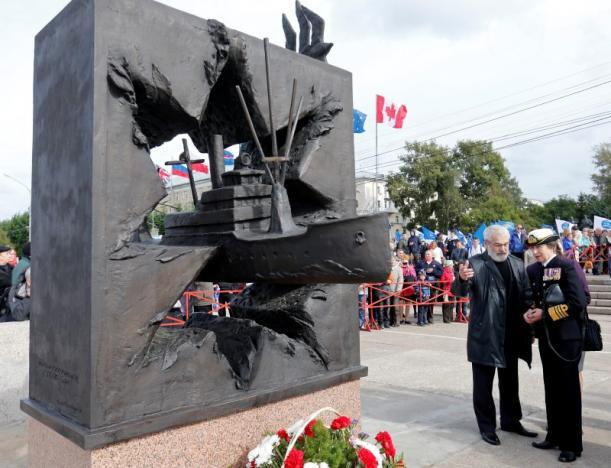 Sergei Syukhin Operation Dervish memorial