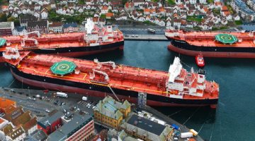 Teekay Offshore Lands North Sea Shuttle Tanker Contracts